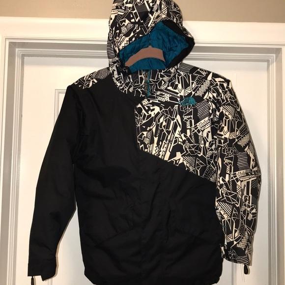 096865d9d The North Face Hyvent boys Winter Ski Jacket M